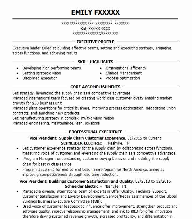135 Engineering Management (Engineering) Resume Examples in ...