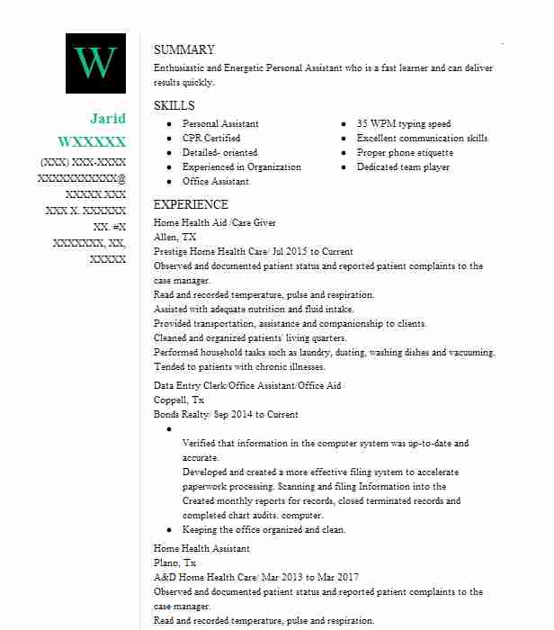 virtual assistant resume example virtually done by debbie