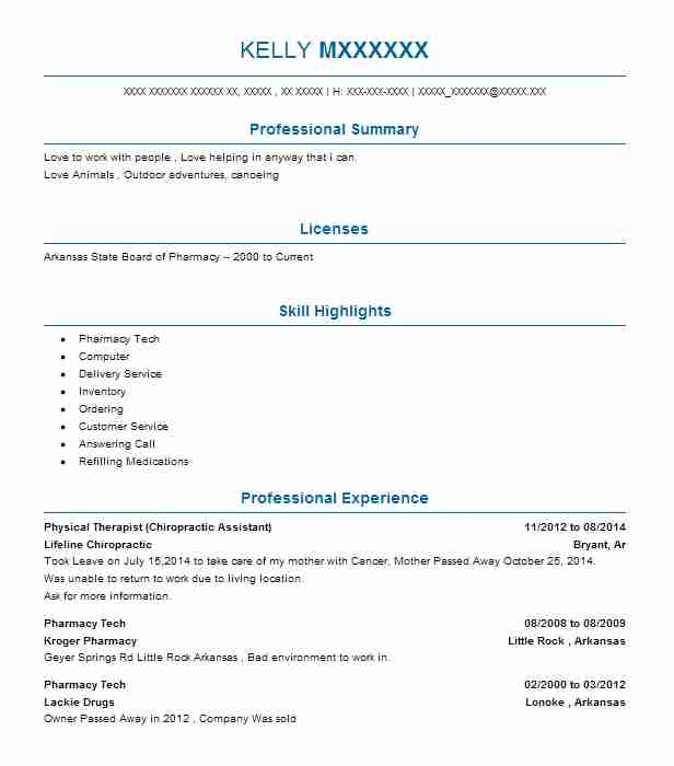 Find resume examples in royal ar livecareer physical therapist chiropractic assistant malvernweather Gallery