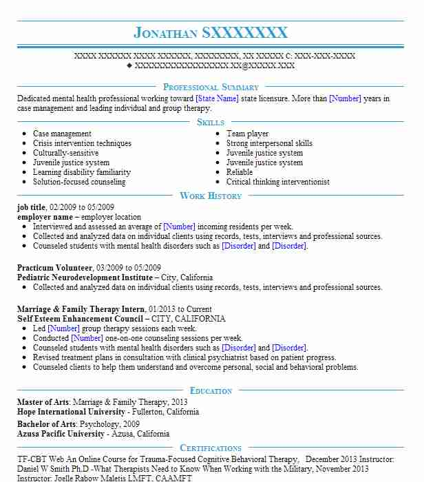 job title project manager resume example mm  yyyy