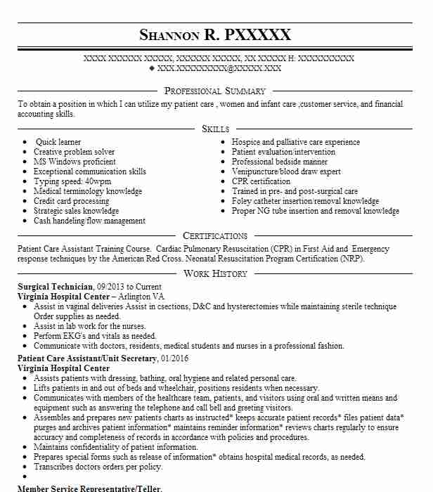 14 acupuncture resume examples in maryland