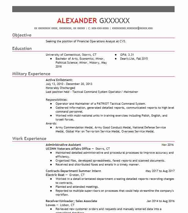 Administrative Assistant  Wealth Management Resume