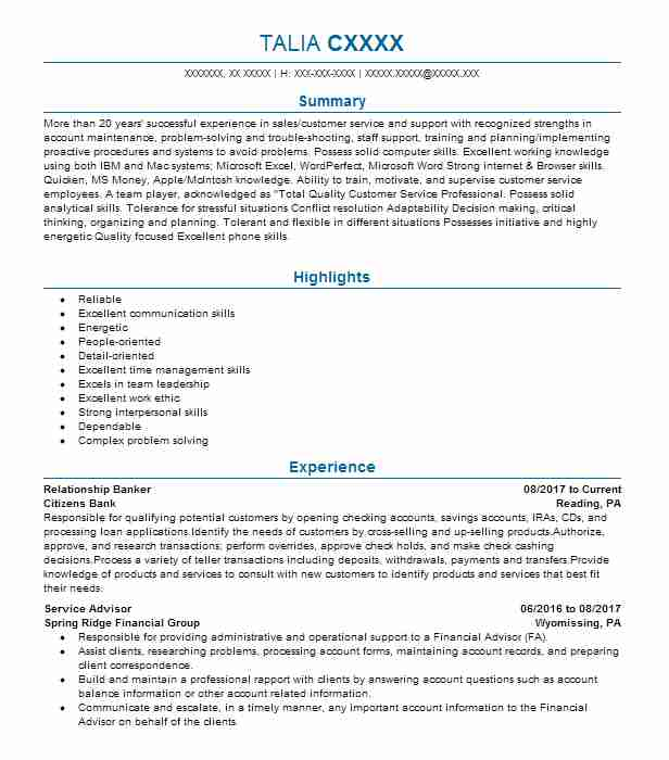 similar resumes - Beauty Advisor Resume