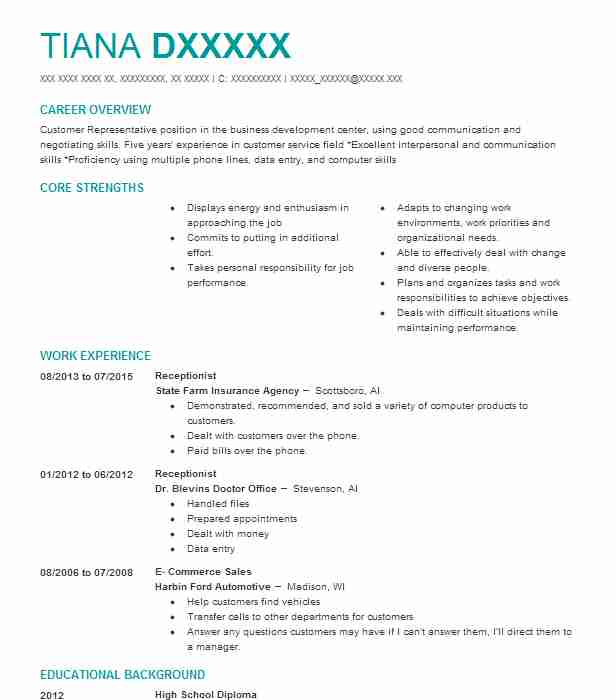 Naturopathic Doctor Resume Sample | Doctor Resumes | LiveCareer