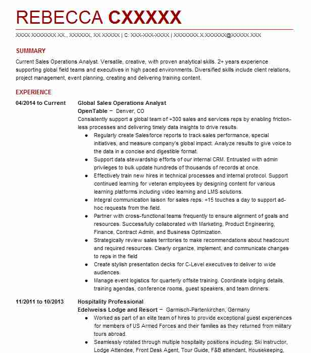 quality control associate resume example panera bread llc fort