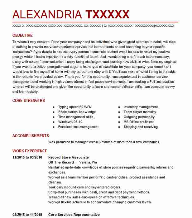 How to make a resume for a music store how to write a good film review