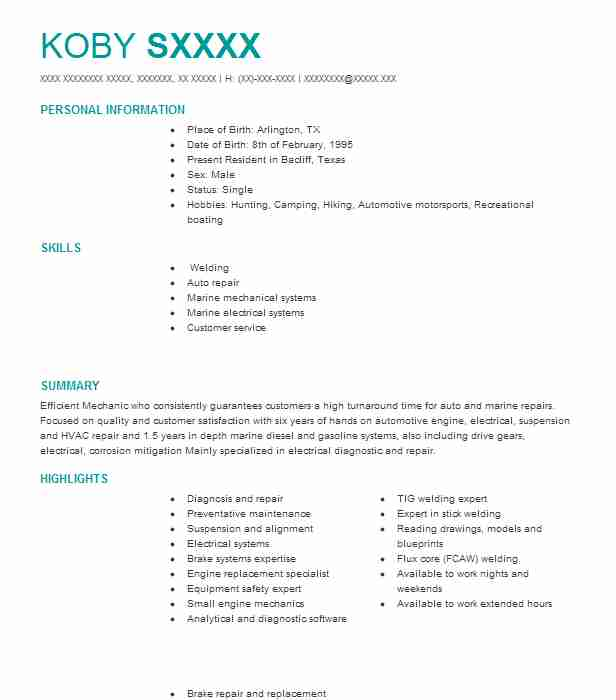 Apprentice Electrician Resume Sample LiveCareer