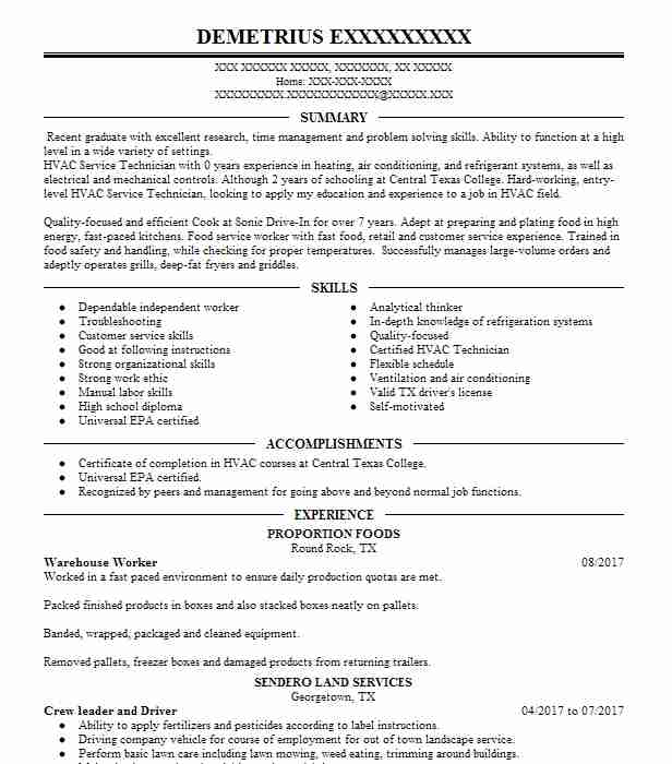 landscaper snow plow driver resume example corrina s landscaping