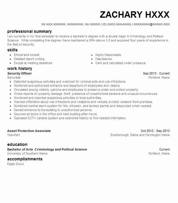 kansas security officer cover letter. security cover letter sample ...