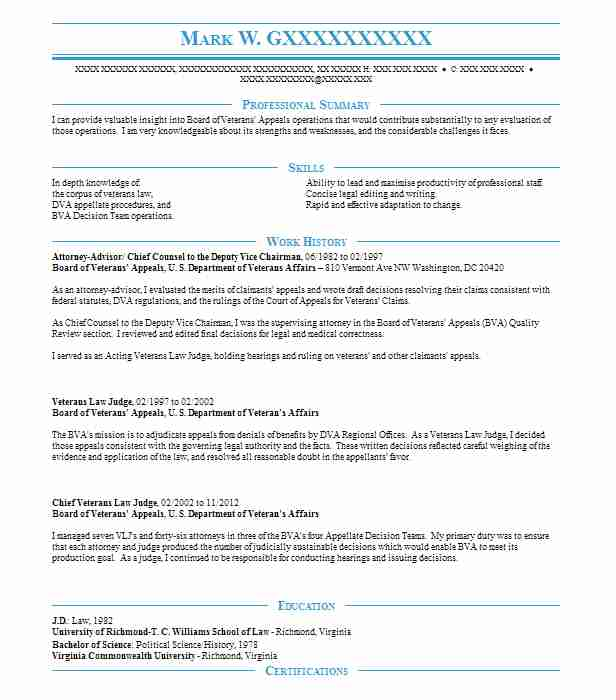 chairman  u0026 chief executive officer resume example parnell