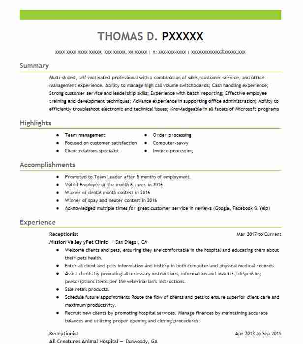 Superb Create My Resume Ideas Dental Office Resume