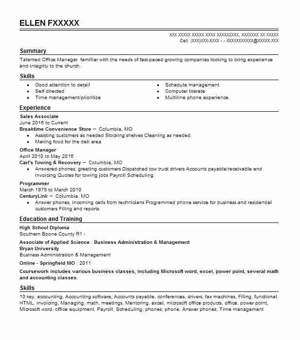 Clinical Sas Programmer Resume Sample  Livecareer