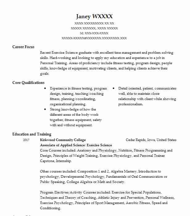 animal science student resume example brigham young