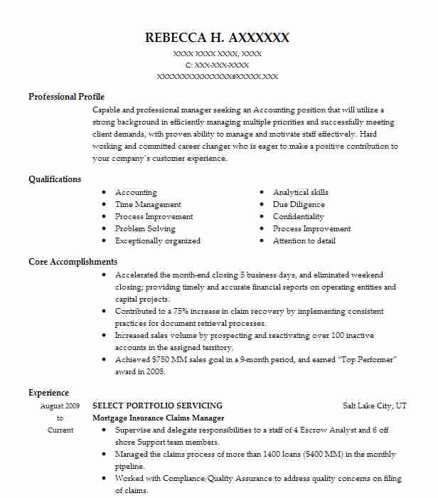 106 Payroll Administrators (Accounting And Finance) Resume Examples ...