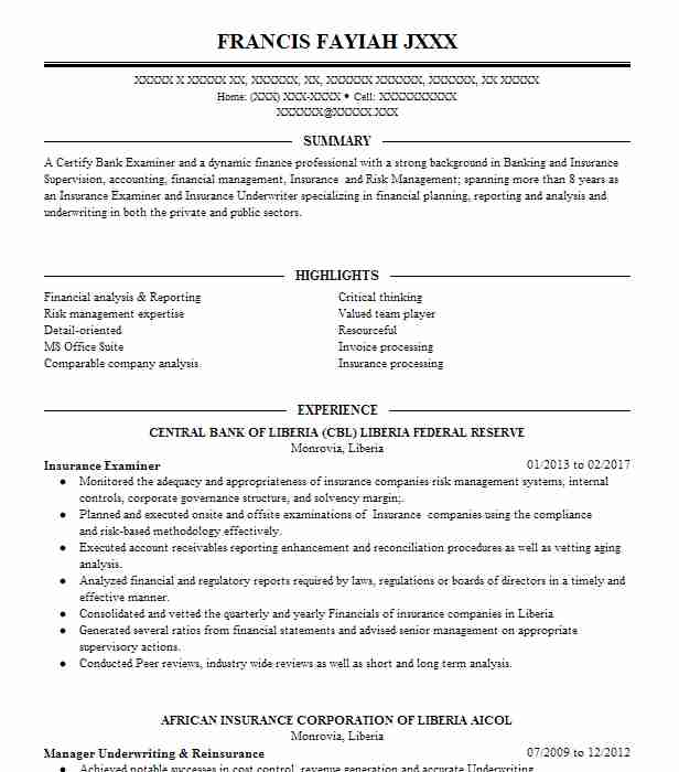 Top Banking (Accounting And Finance) Resume