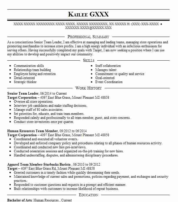 Top Wedding And Event Planning Resume