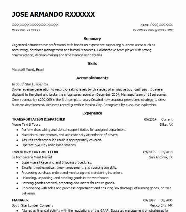 2584 Accountants (Accounting And Finance) Resume Examples in ...