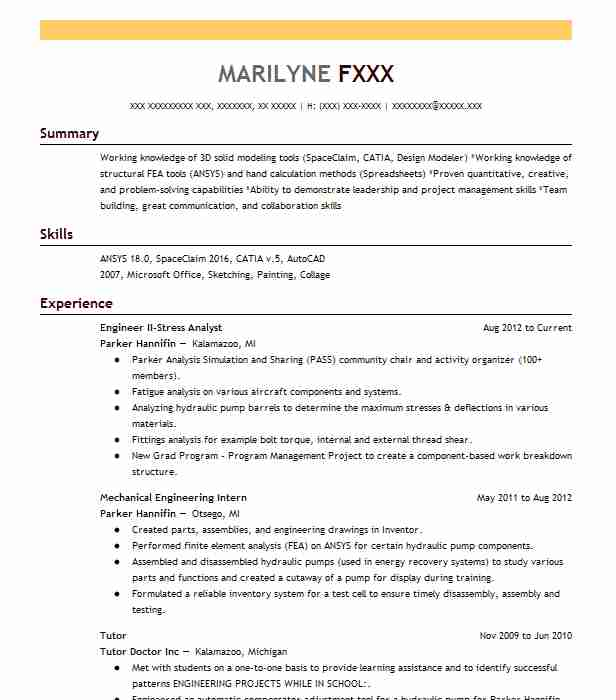 373 Product Management (Management) Resume Examples in Michigan ...