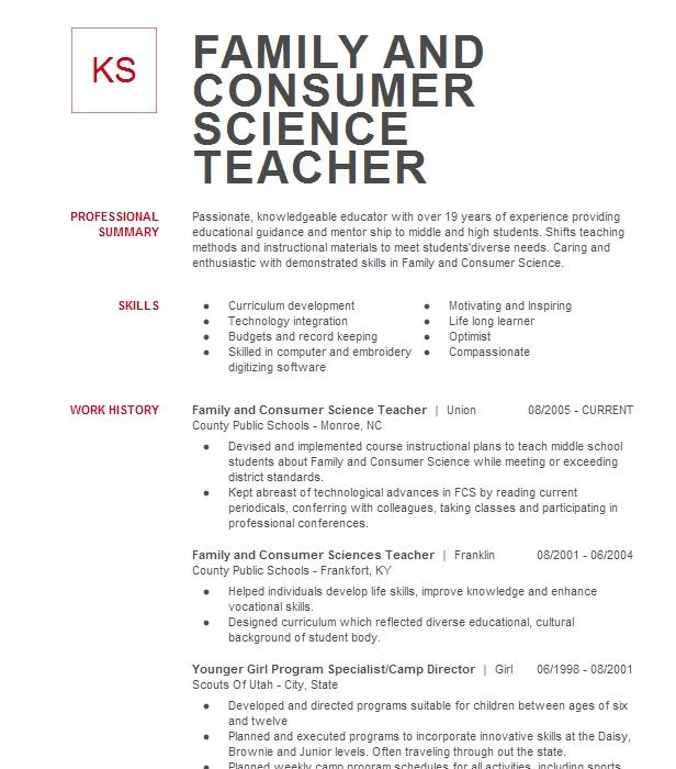 Pay for family and consumer science cv biology editing for hire