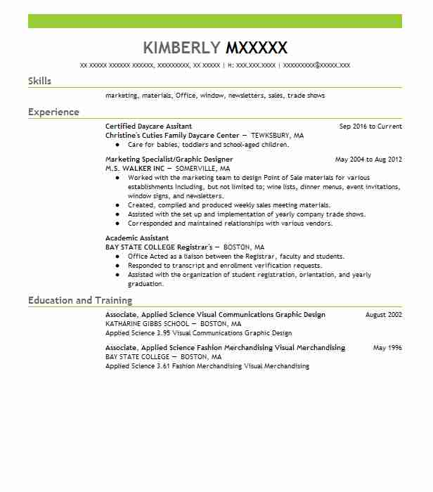 head start family service worker resume example  region 7