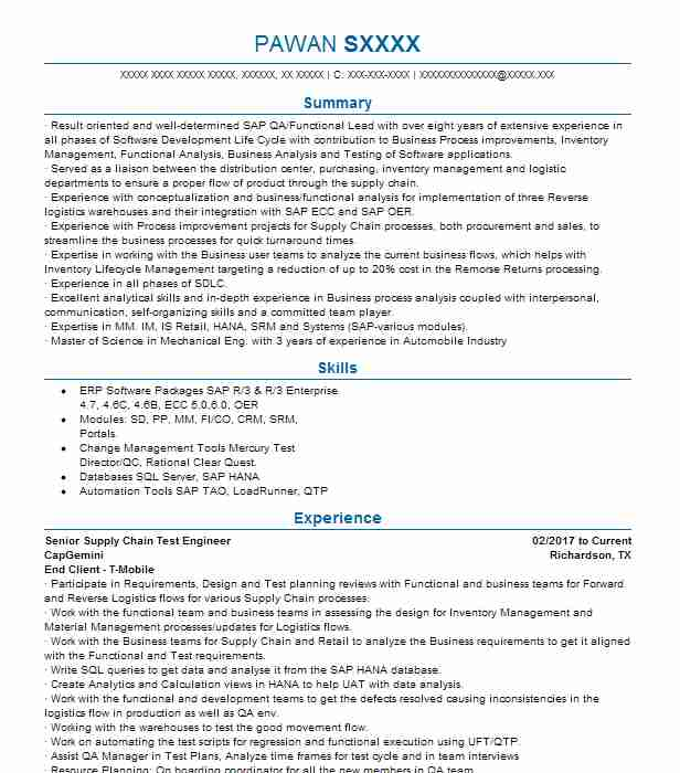 gis developer business analyst resume example kci associates of