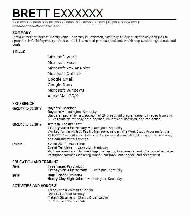 3371 Psychiatrists Resume Examples | Psychology Resumes | LiveCareer