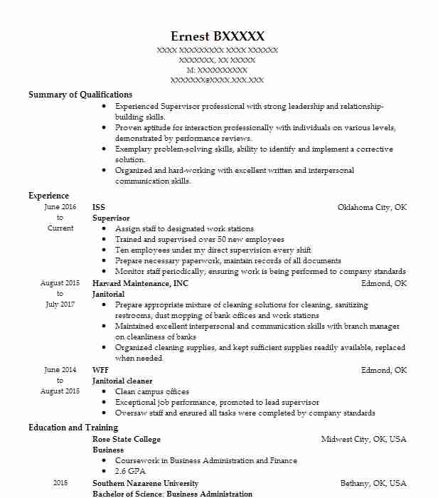 682 Accountants (Accounting And Finance) Resume Examples in Oklahoma ...
