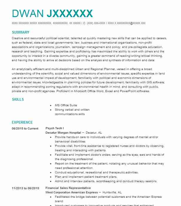 2677 Renewable Energy Resume Examples | Green Jobs Resumes | LiveCareer