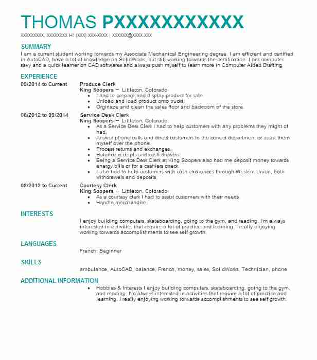 Design Engineer Resume Example Smiths Connectors