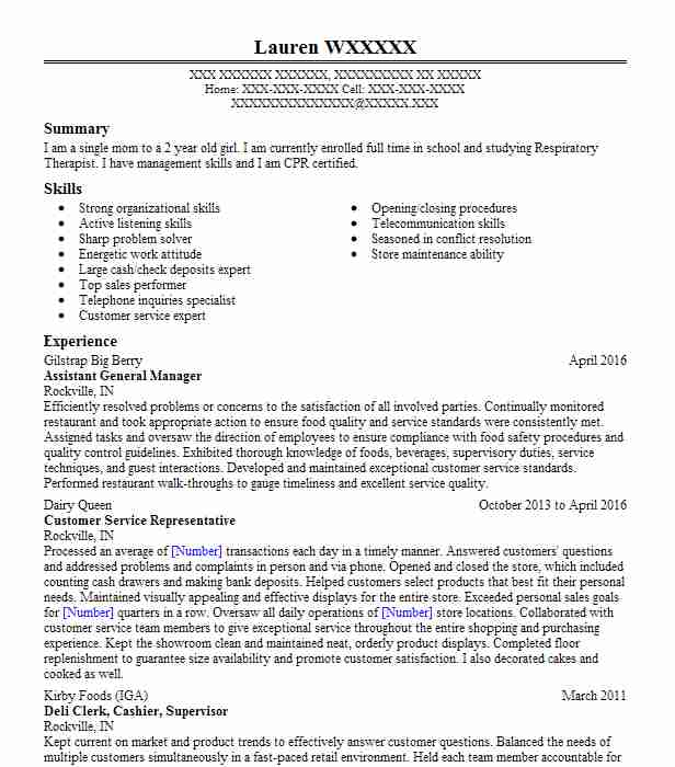 find resume examples in rockville  in