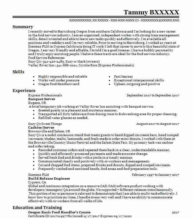 build and release engineer resume sample