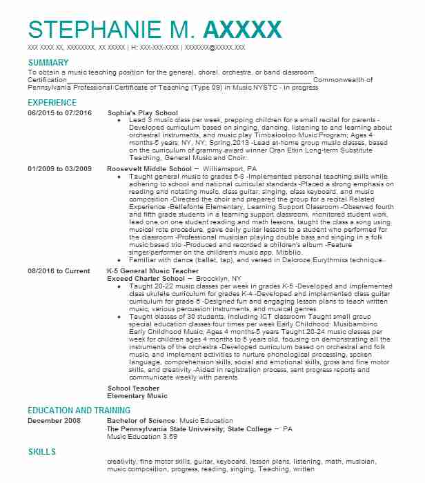 tutor resume example kumon math and reading spring texas