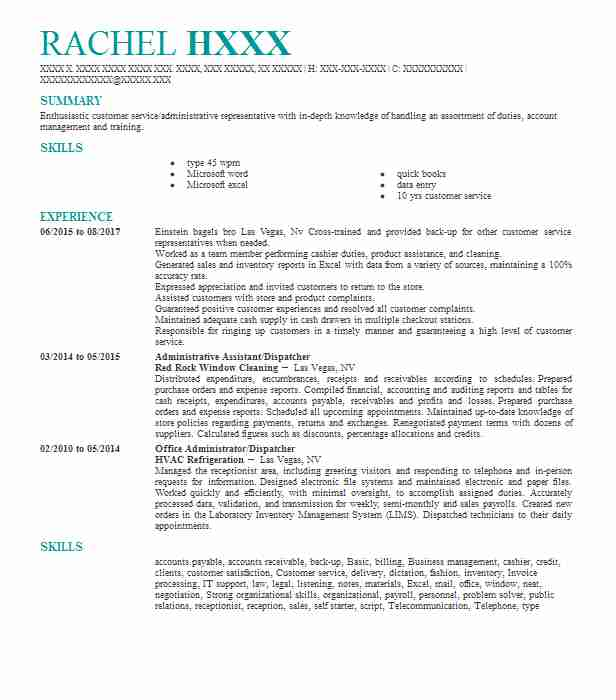 best hvac and refrigeration resume example