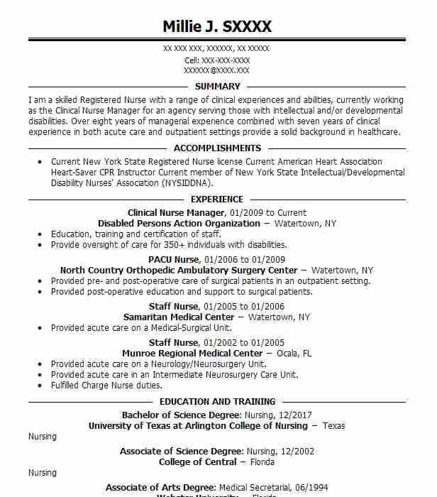 orthopedic surgeon resume sample