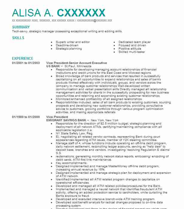 manager internal communications resume example schwan s home