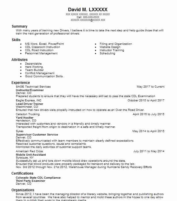 Wonderful Top Vocational Training Resume Within One Day Resume