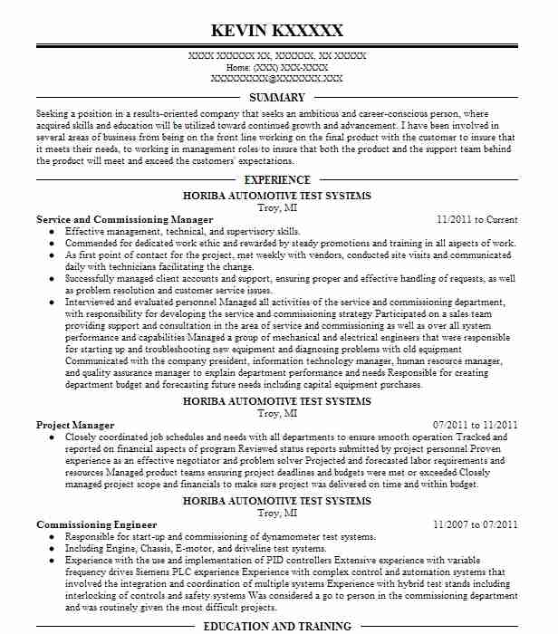 similar resumes - Structural Engineer Resume