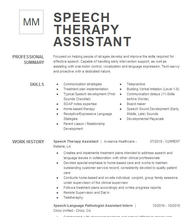 Speech Pathologist Cover Letter from resumesearchstorage.blob.core.windows.net