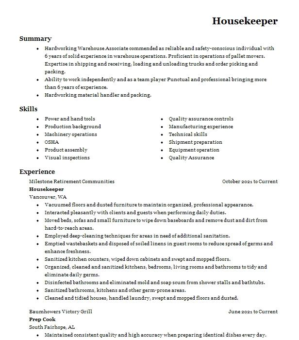 cheesecake factory line cook resume example evanstonian