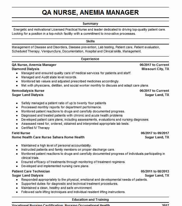 Lpn Student Resume Example Greenbrier School Of Practical Nursing