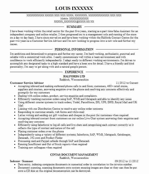 wholesale merchandiser cv example  unimatrix buying house