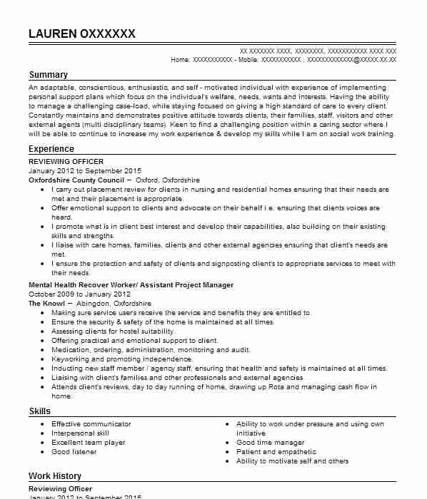 optical consultant cv example  boots opticians