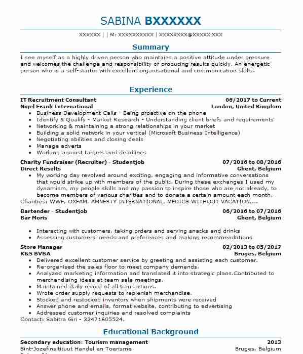 Rpo recruitment process outsourcing services consultant cv it recruitment consultant yelopaper Images