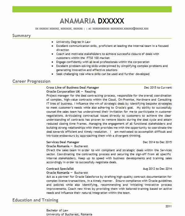 senior auditor cv example  pwc