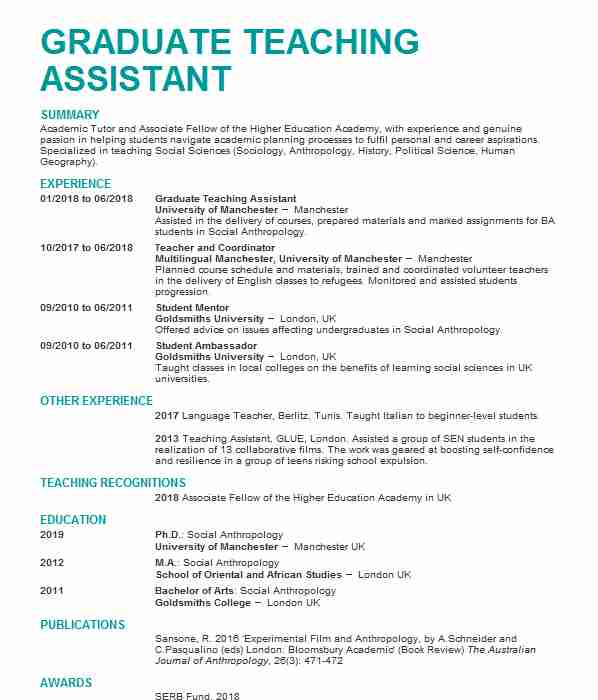 business lecturer cv example  edinburgh college